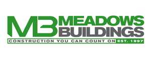 Meadows Buildings & Pole Barns Logo
